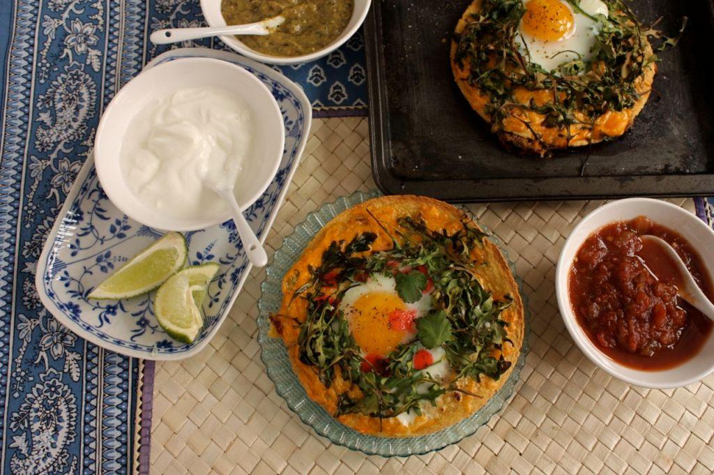 best baked huevos rancheros