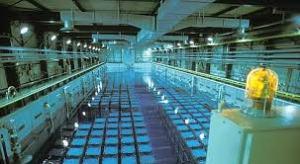 l'usine nucléaire de la Hague