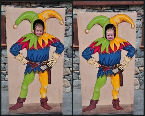 médiévales de praz sur arly 2014