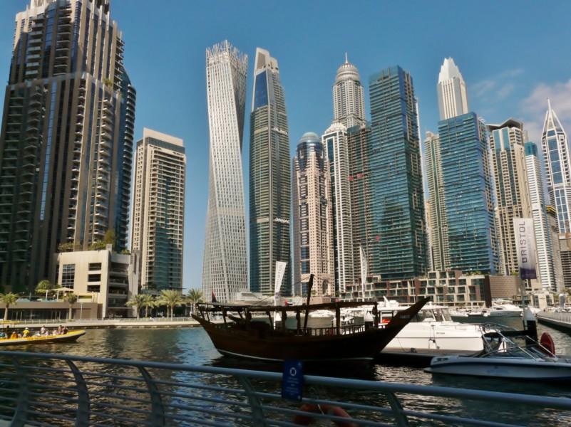 Dubai, retour vers le futur