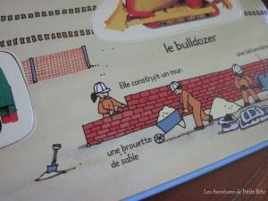 """""""Elle"""" construit un mur"""