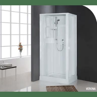 cabine de douche integrale verona