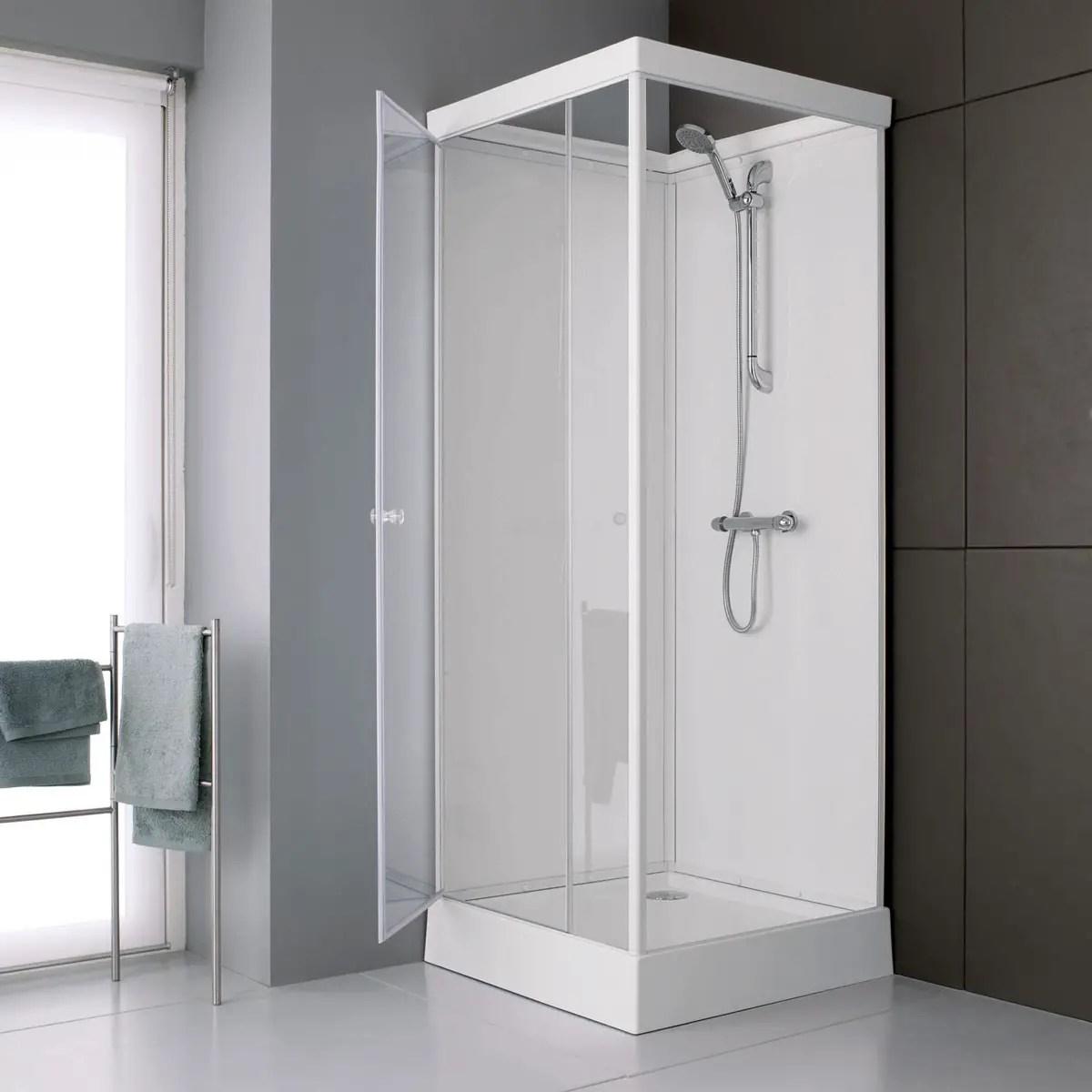 avis cabine douche integrale le
