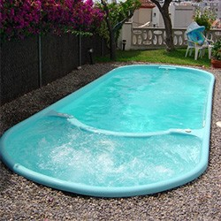piscine coque pas cher destockage