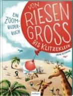 Julia Klee: Von riesengroß bis klitzeklein