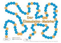 Der Einmaleins-Meister
