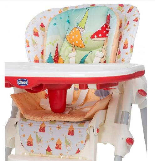 housse de chaise haute timeless chicco