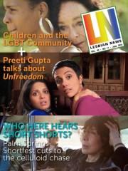 Lesbian News June 2015 Issue