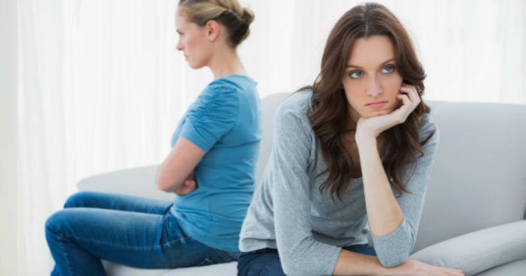 Emotional infidelity among lesbian