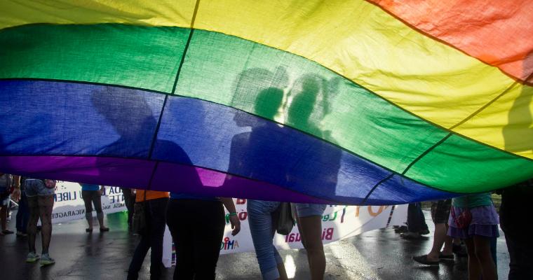 LGBT asylum - humanitarian parole