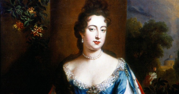 Queen Anne Stuart