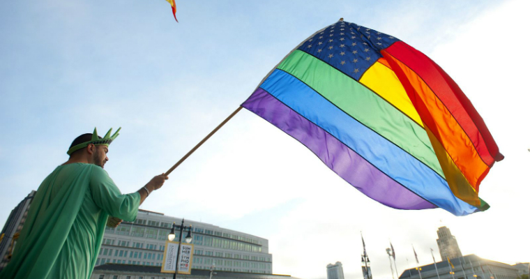 How the LGBT community celebrated Independence Day | Lesbian News