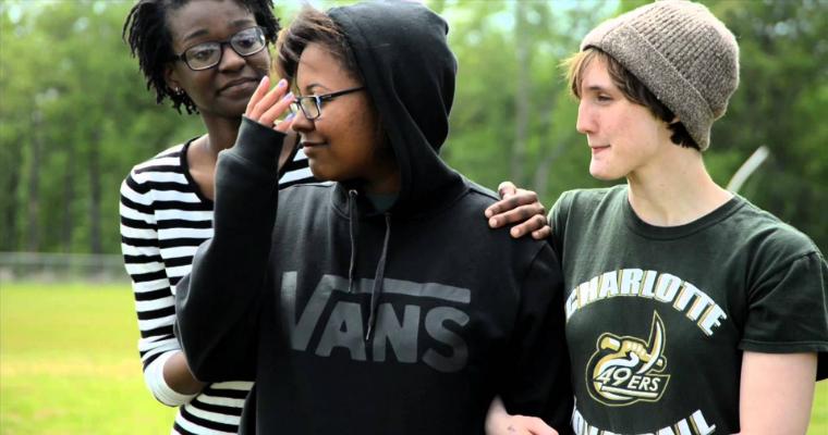 LGBT teens - suicide