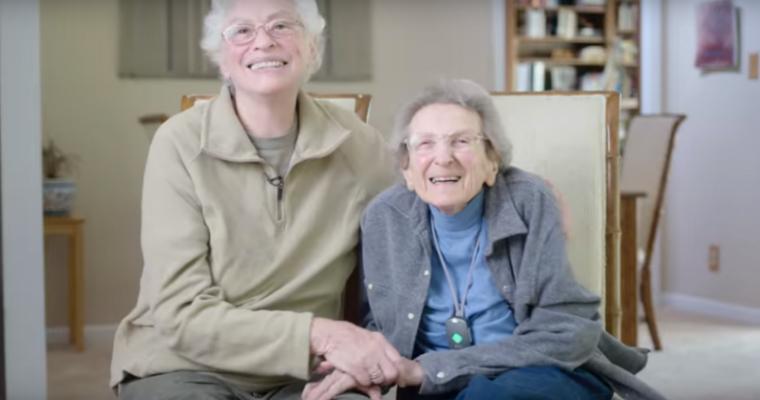 Lennie and Pearl - Lesbian vote
