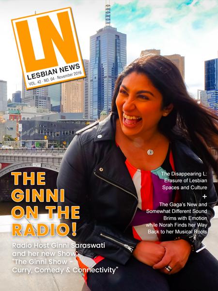 Lesbian News November 2016 Issue
