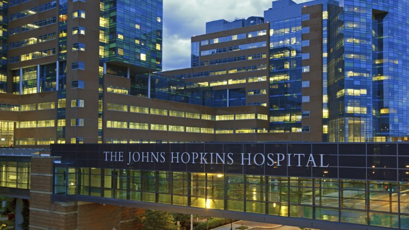 HRC healthcare index - John Hopkins Hospital