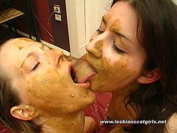 scat eating lesbians usa