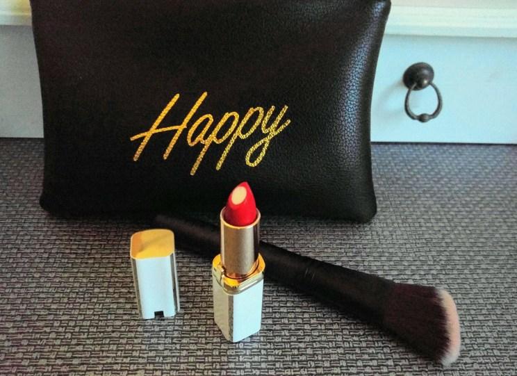 beauté - l'oréal - rouge à lèvre - age perfect