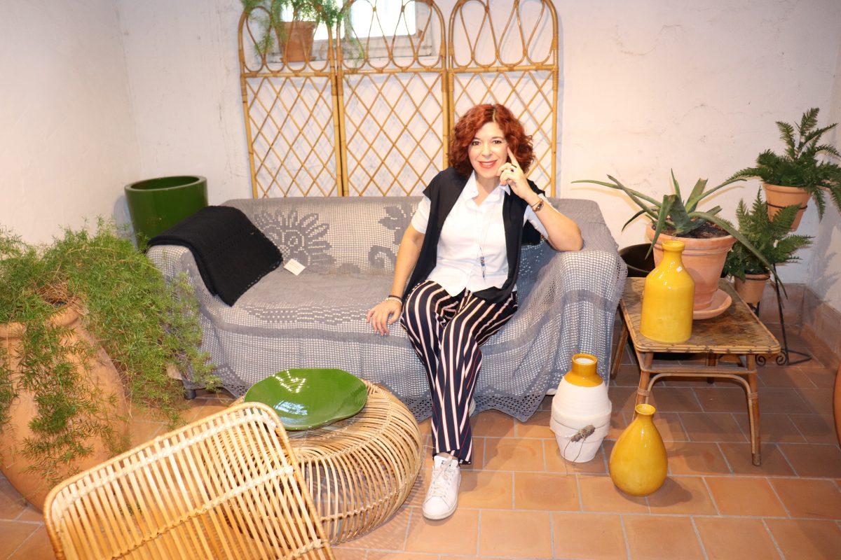 Peter hahn - ambassadrice- Mode - femme - quinqua - chic - allemande