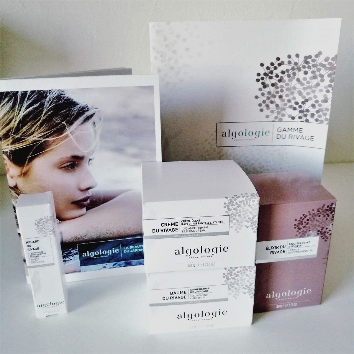 algologie - beauty success - soins - antiage- cosmetique - marine