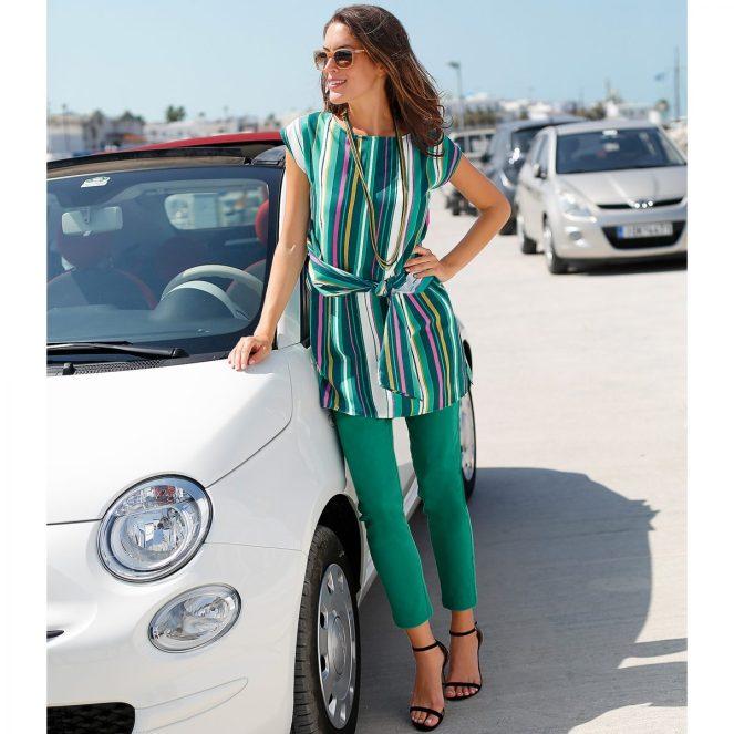 printemps - mode - femme - quinquas - tendance - prêt à porter