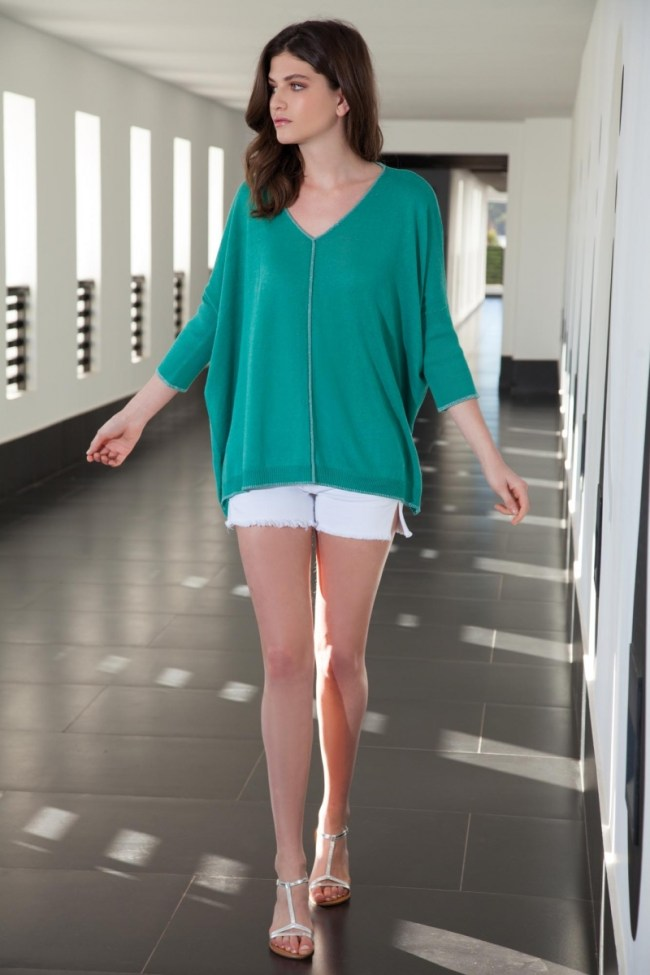Odemai - mode - femme - maille - printemps - été