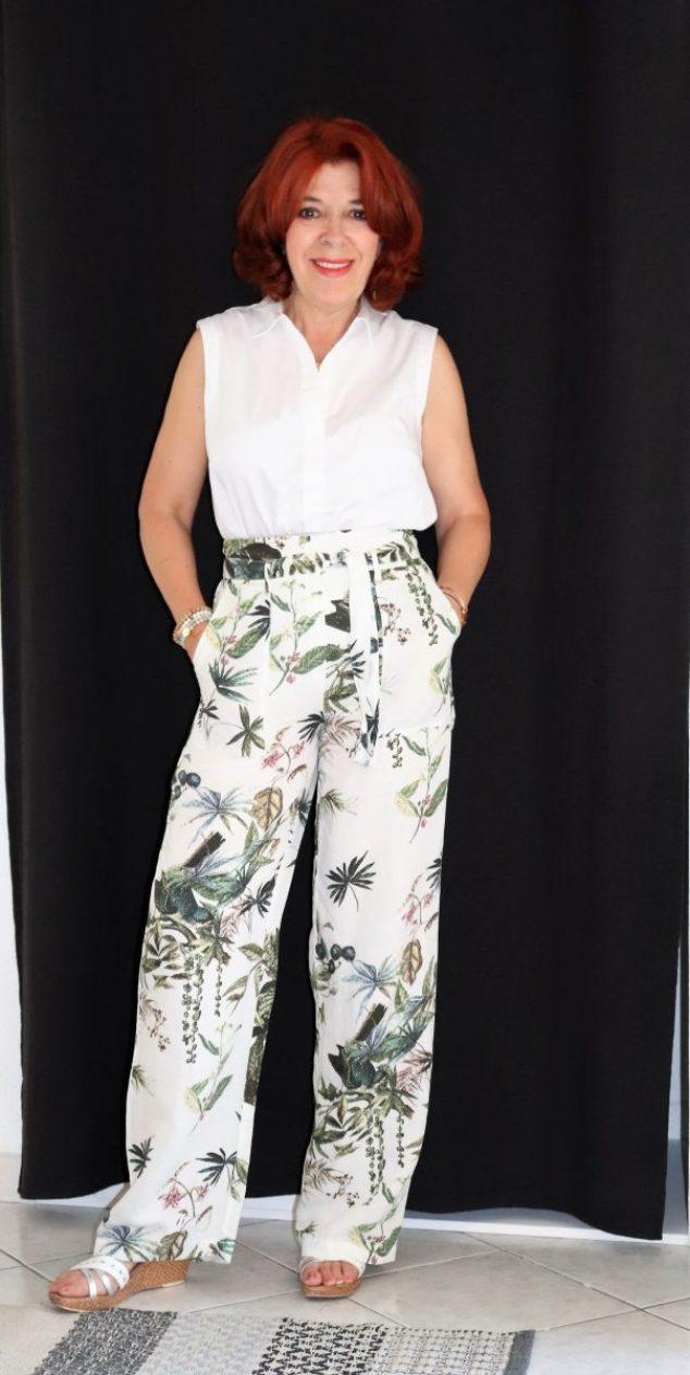 Peter Hahn - Mode - femme - été - quinqua - prêt à porter - chic