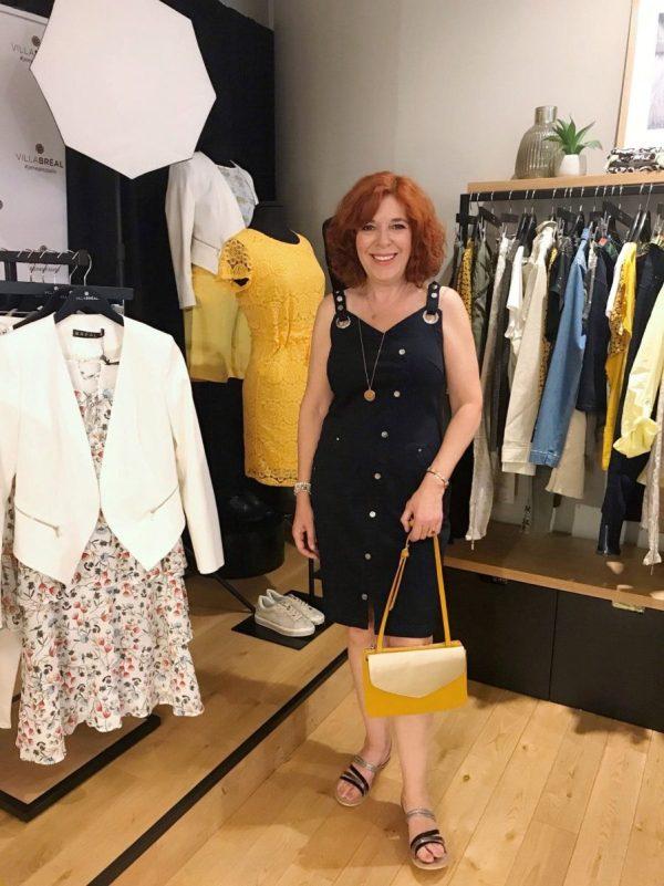 Breal - mode - femme - quinqua - été - prêt à porter - conseils