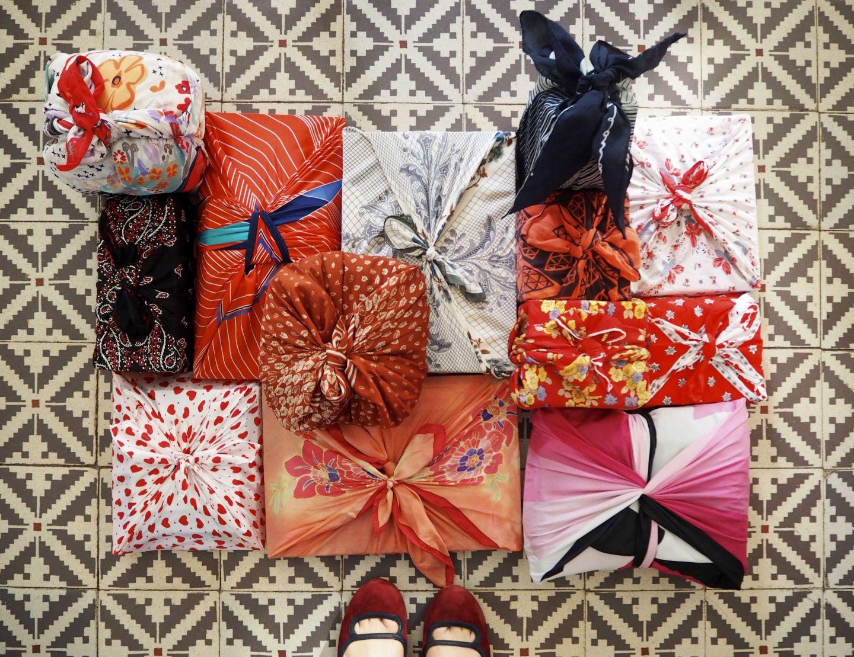 Emballages cadeaux écolos
