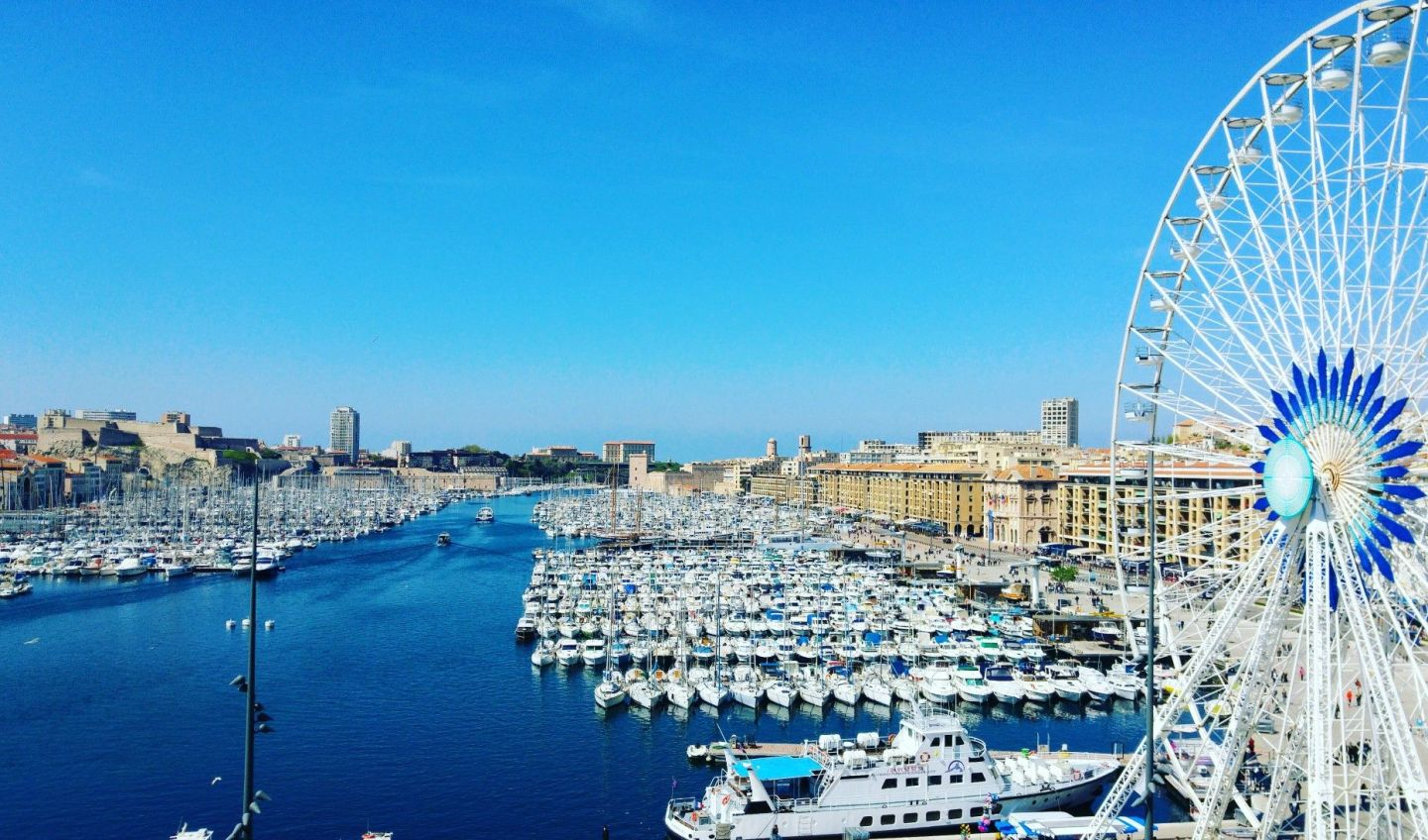 Un long week-end à Marseille
