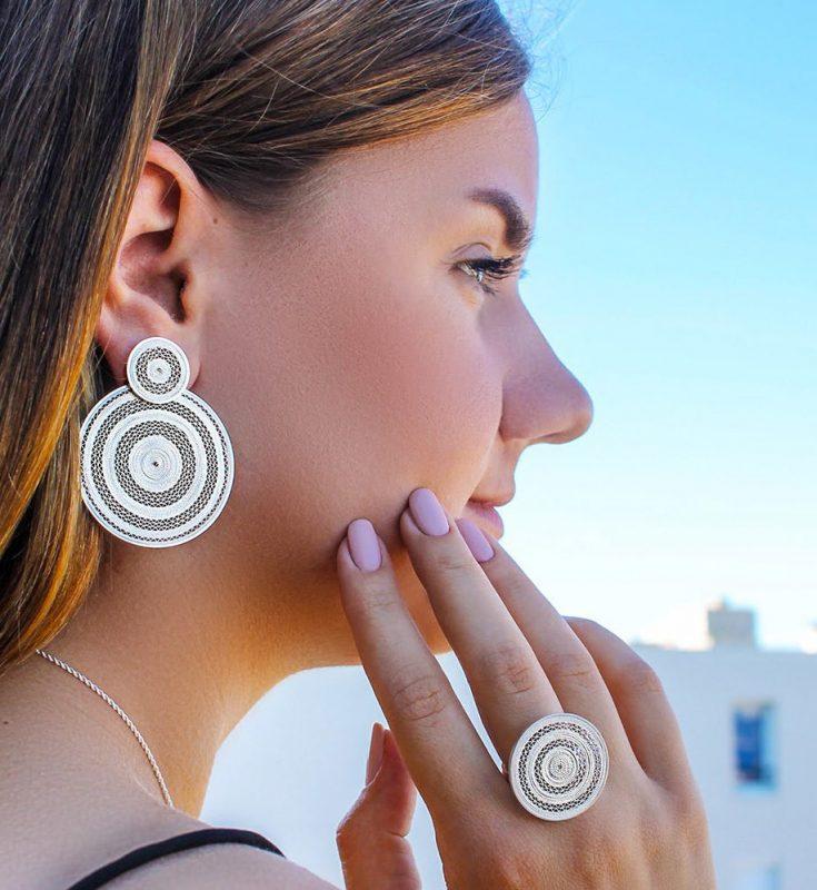 Les bijoux artisanaux de Carolina Trujillo