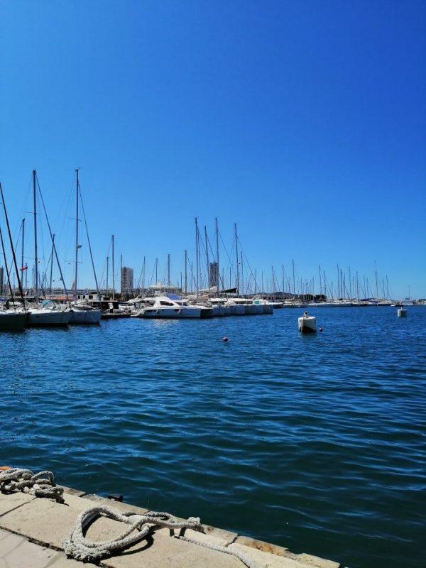 Une escapade à Toulon