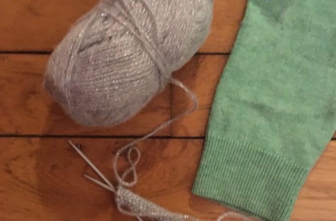 recup tricot accessoires