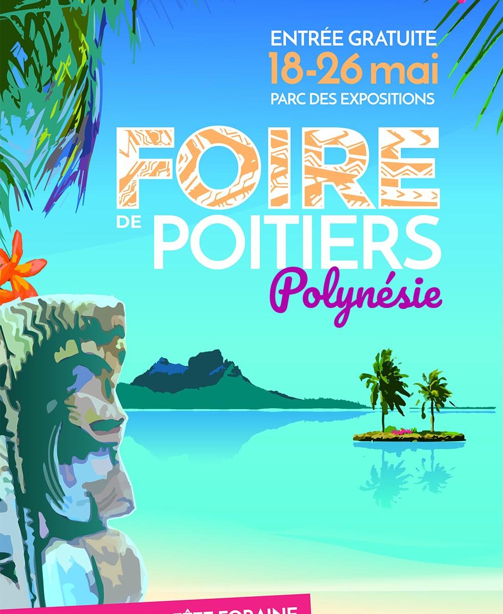 Foire Poitiers 2019