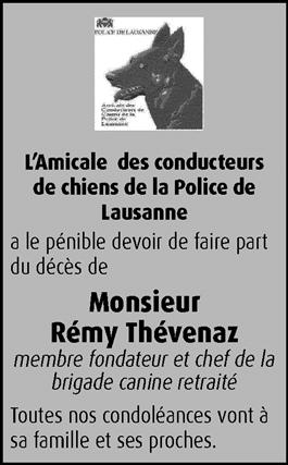 Rémy THÉVENAZ