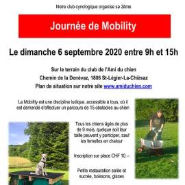 Concours Mobility 6 septembre 2020