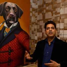 Bienvenue au Critterati, le premier hôtel de luxe pour chiens