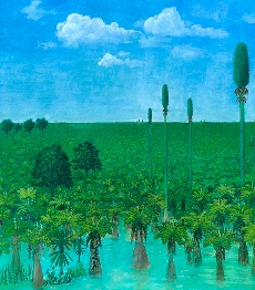 Una Pompei vegetale del Permiano
