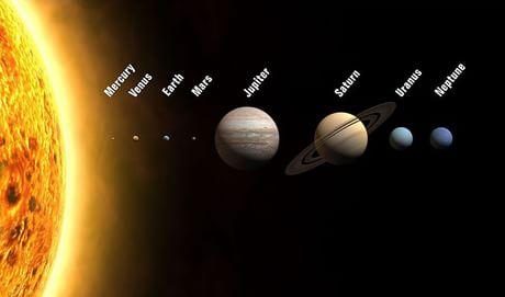 La migrazione di Giove che plasmò il sistema solare