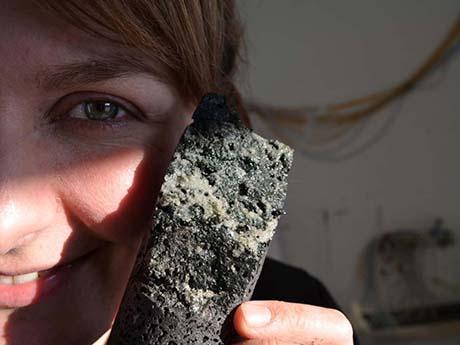 In Islanda la CO2 iniettata nel suolo diventa roccia