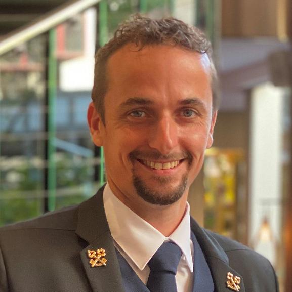 Mathieu Glaser - UICH Les Clefs d'Or