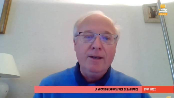 """""""La concurrence a donné un rayonnement au vin Français !» Georges Haushalter, consultant et ancien président du CIVB"""