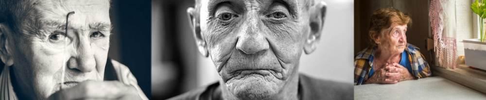 Maision de retraite - un monde triste