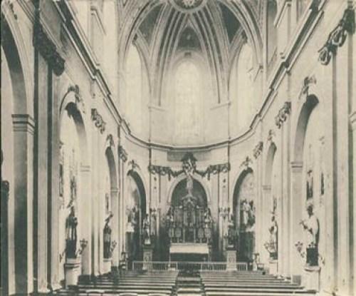 IMP Sainte Gertrude - La chapelle