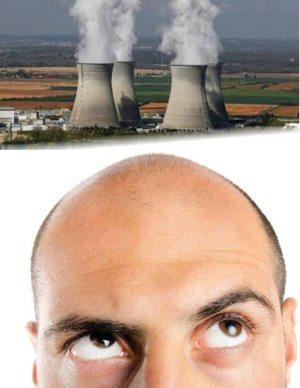 Contre-vérité ELIA - Centrale nucléaire au dessus de notre tête