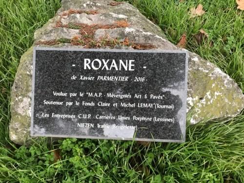 ROXANE - Les contributeurs