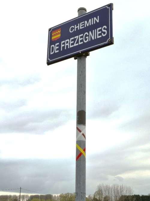 Chemin de Frézégnies