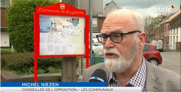 NoTélé - reportage parking à Cambron-Casteau