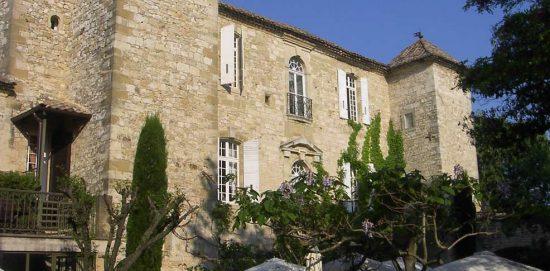 Hotel Château d'Arpaillargues