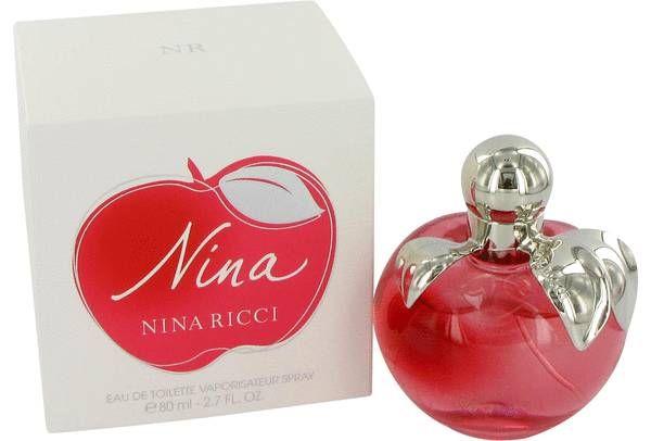 nina de nina ricci - fragrance de parfum floraux